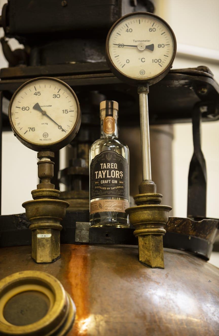 Tareq Taylor Craft Gin Destillation 3