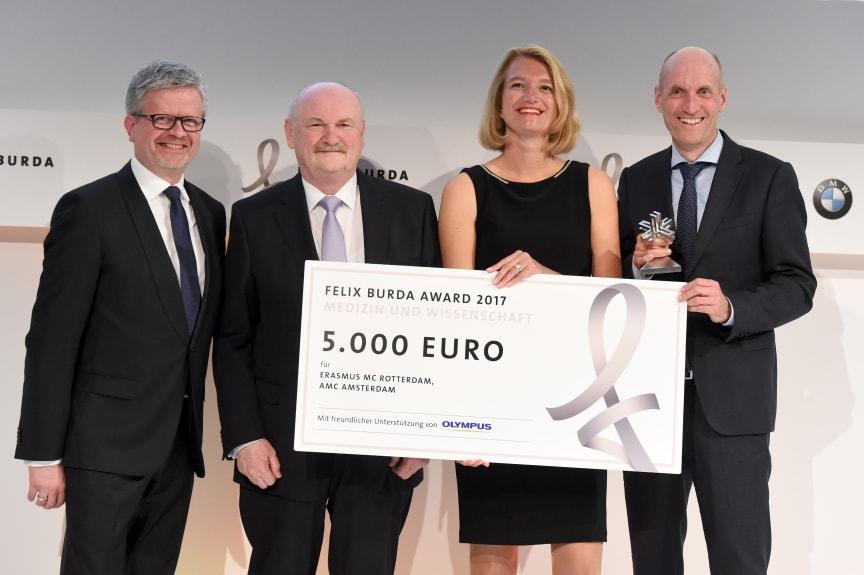 """Preisträger Kategorie """"Medizin & Wissenschaft"""""""