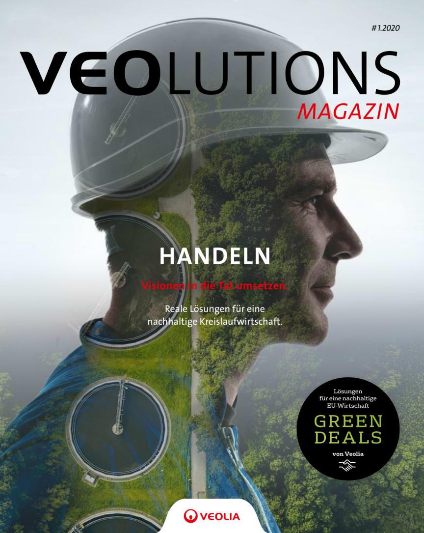 Magazin Veolutions - Handeln