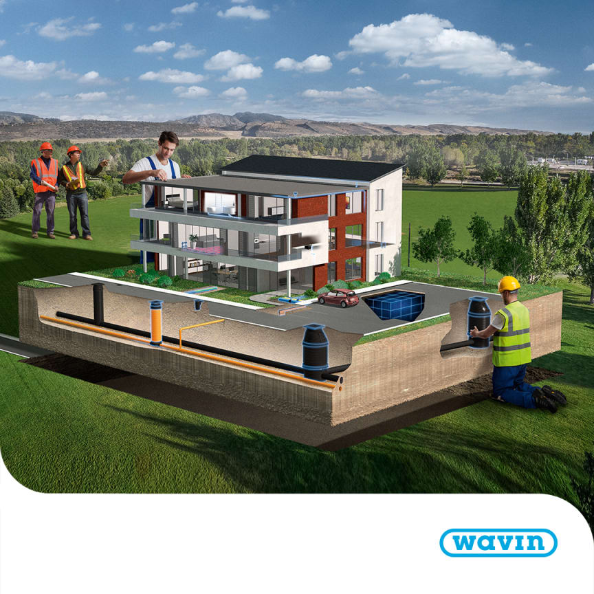Wavin house