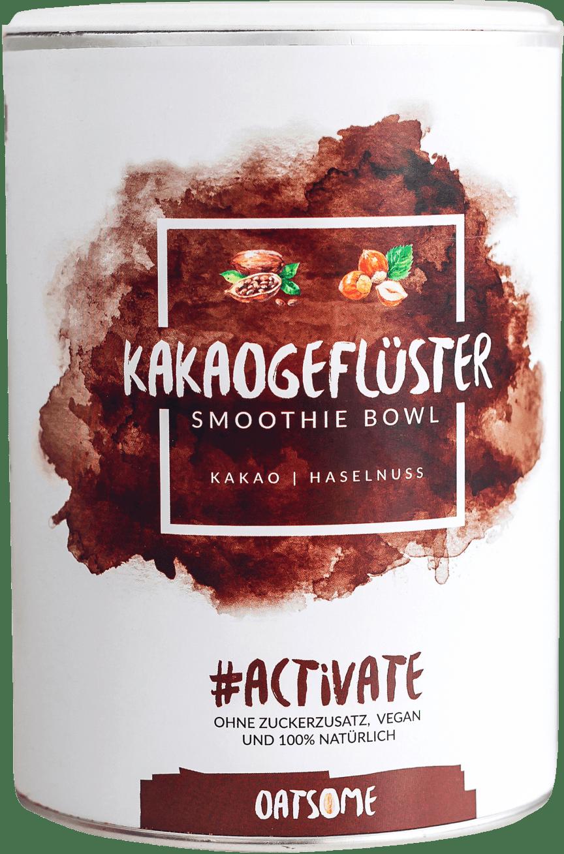 Oatsome Smoothie Bowl - Kakaogeflüster