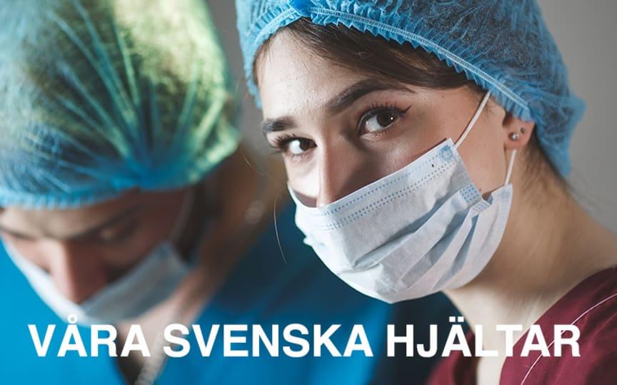 Våra svenska hjältar