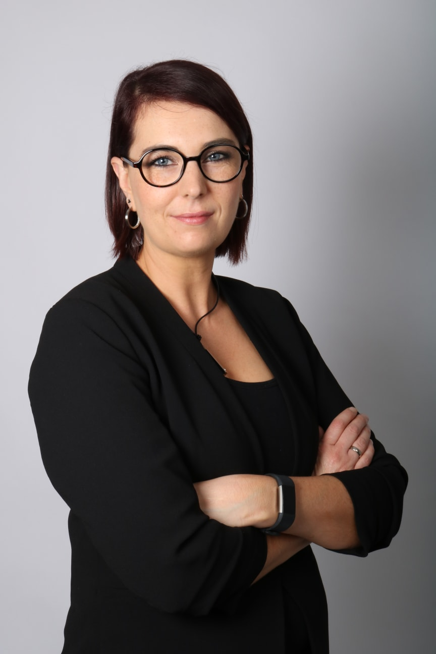 Cecilia Lilja, digital pedagogisk utvecklings- och produktionschef på Digilär.