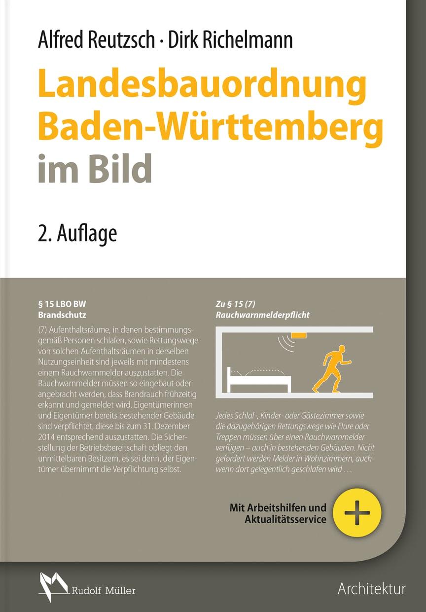 Landesbauordnung Baden-Württemberg im Bild 2D (tif)