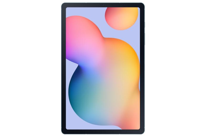 Galaxy Tab S6 Lite_Front_Blue