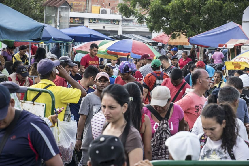 Venezuela Migrant Crisis