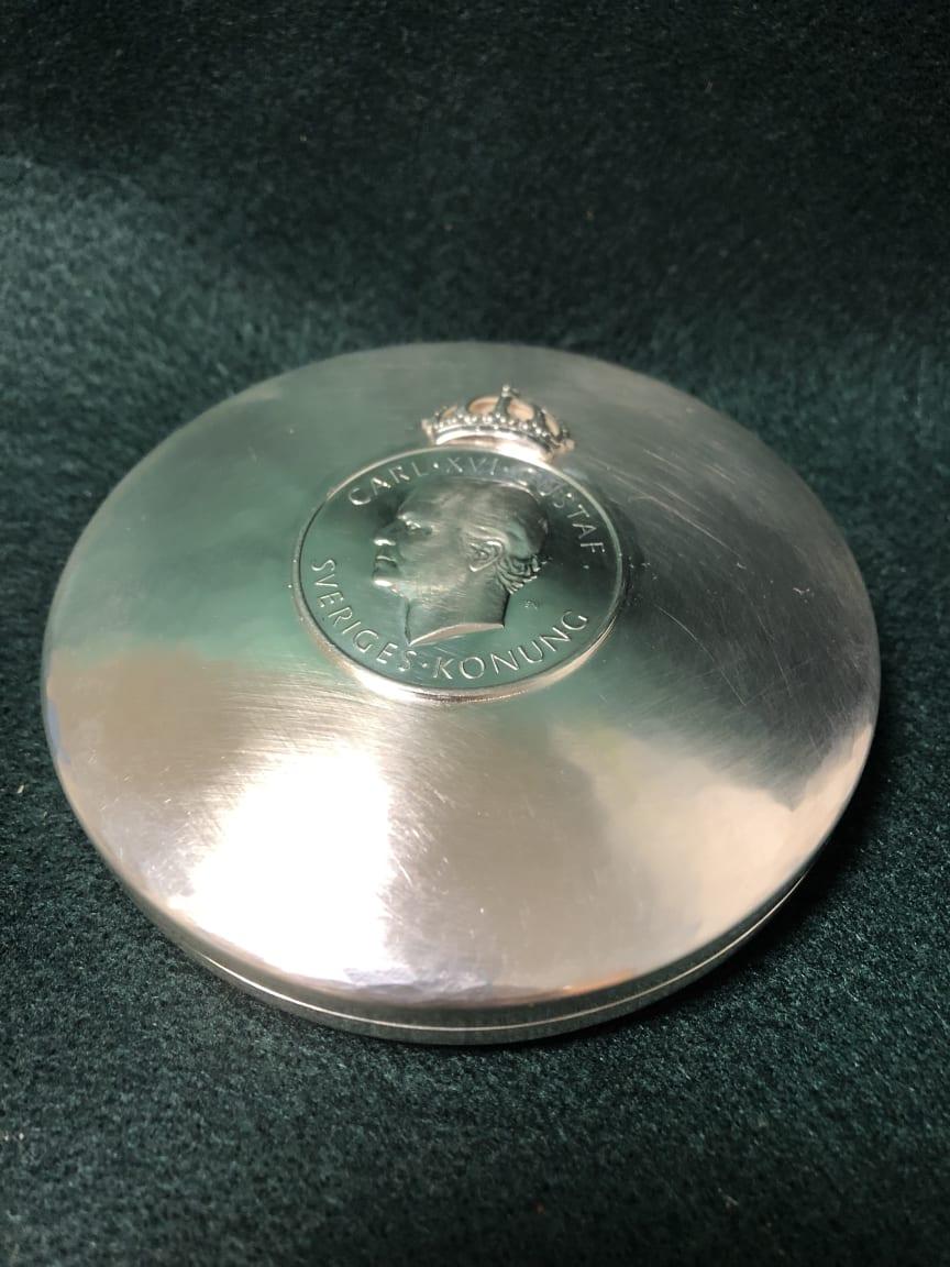 Kungliga Patriotiska Sällskapets utmärkelse