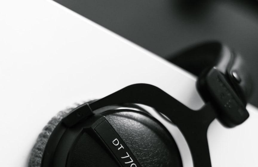 Bauer Media Headphones