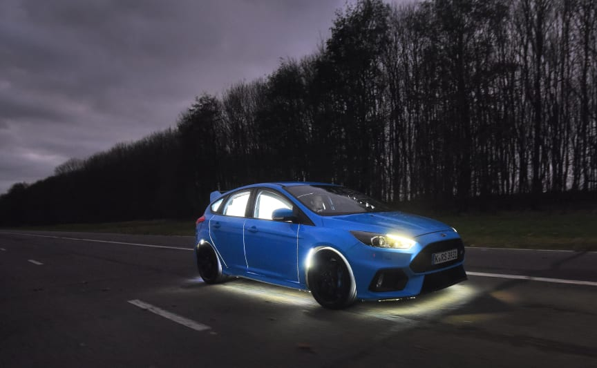 Ford Performance Buzz