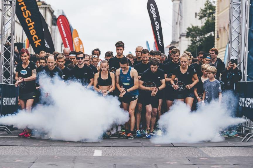 Zum Abschluss der SportScheck RUNs 2019 steht der Start in Freiburg auf dem Plan.