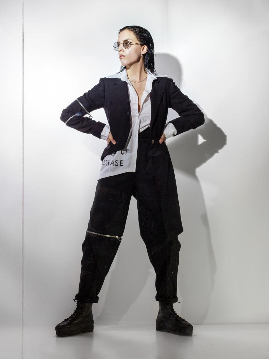 Robin Paulie for Nudie Jeans