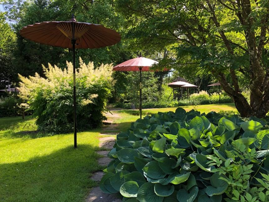 Stilträdgårdarna