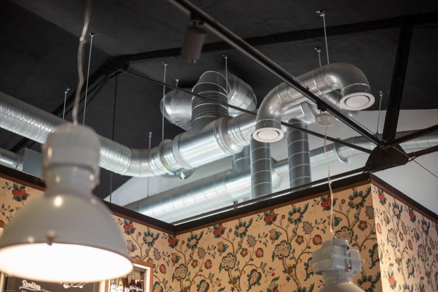 Lindab_Spritan-damper-cafe-Helsingborg