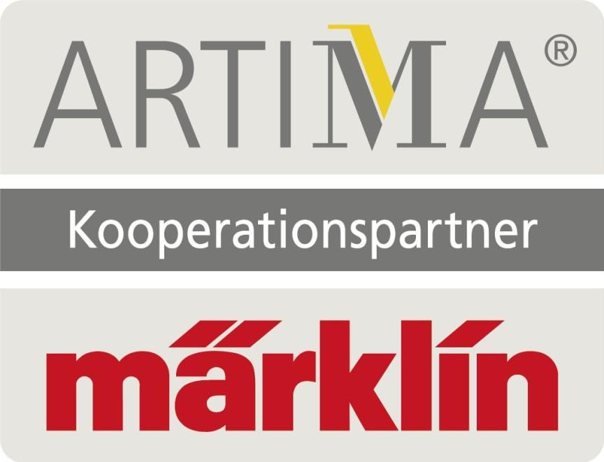 Logo Kooperation ARTIMA_Maerklin