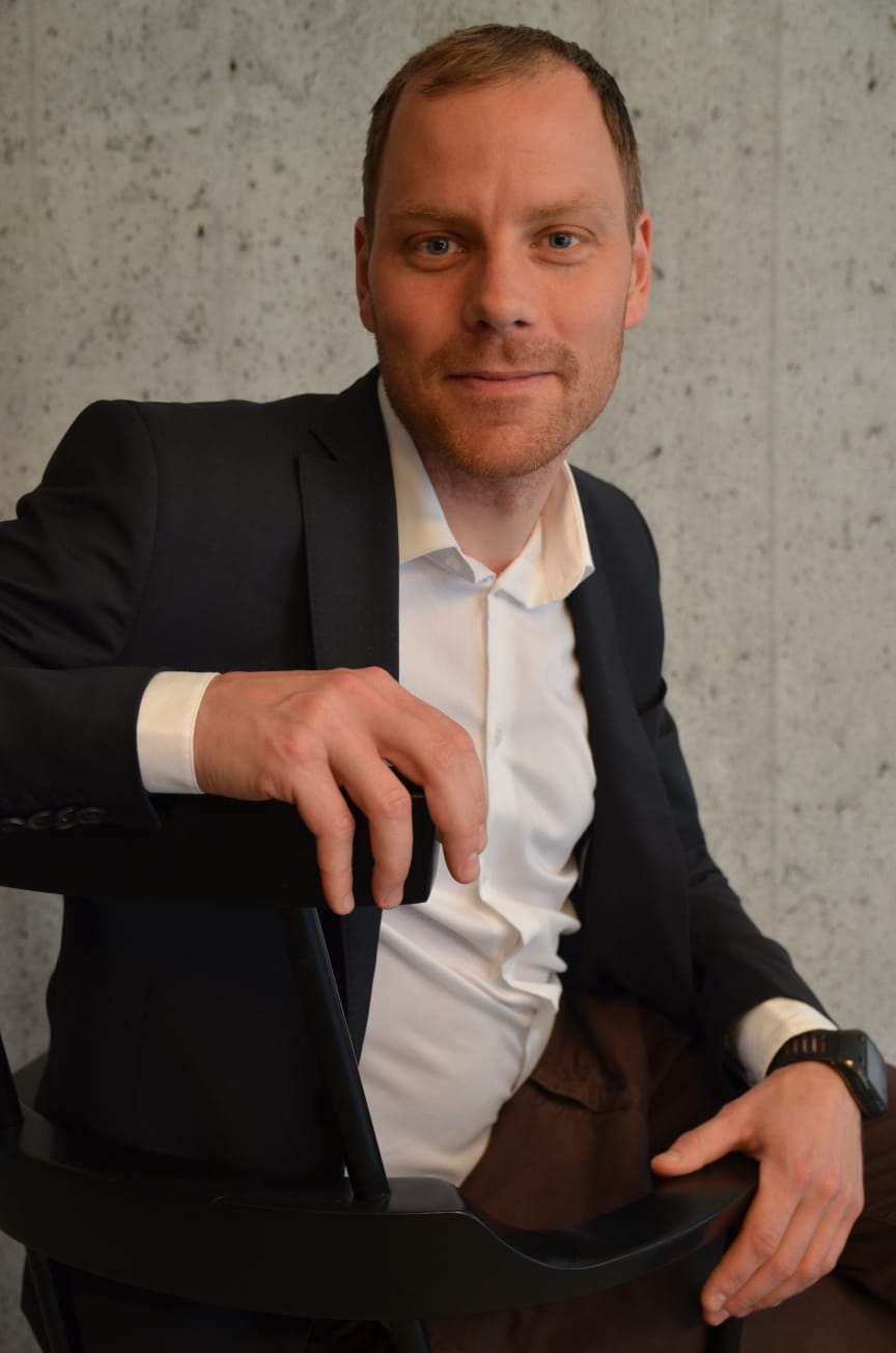 Robert-Winter CEO