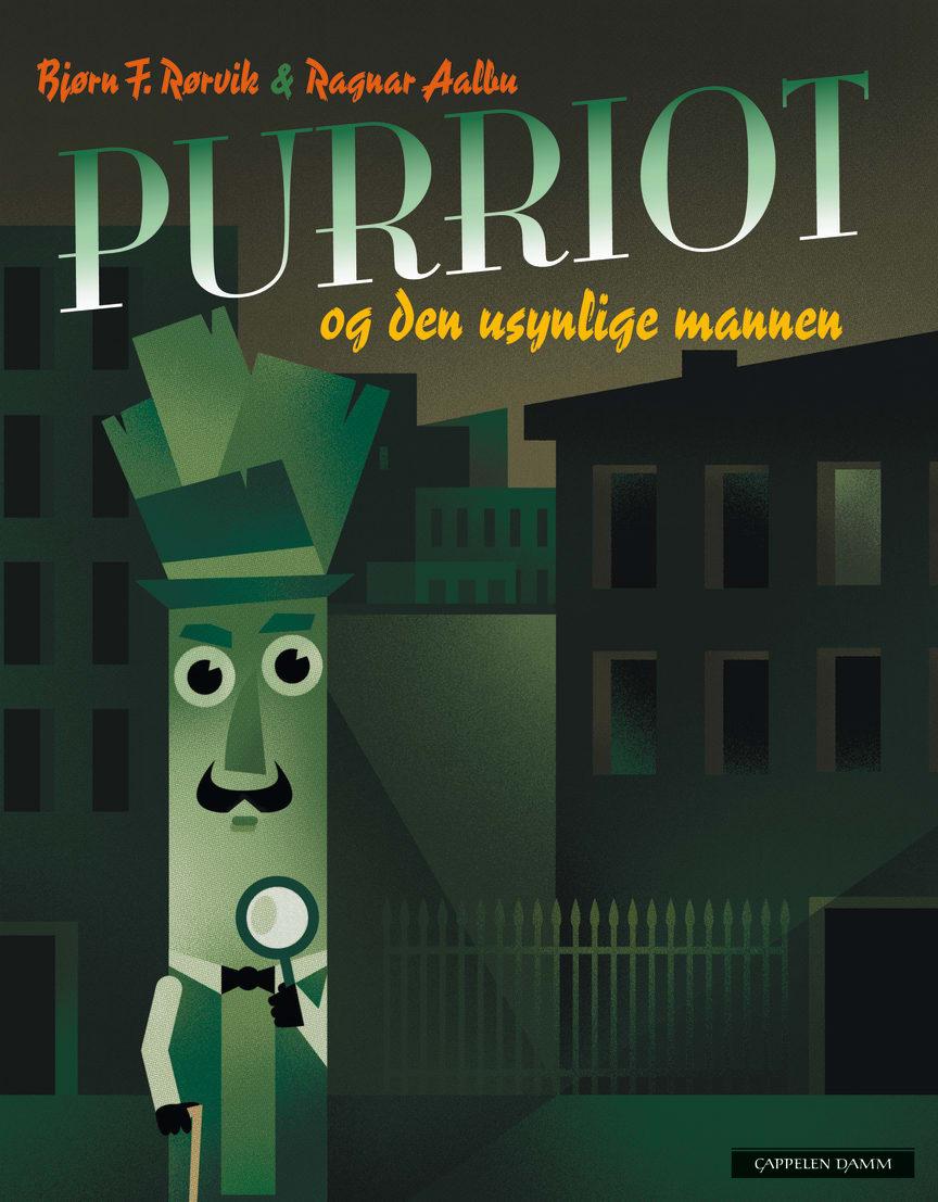 Omslag Purriot