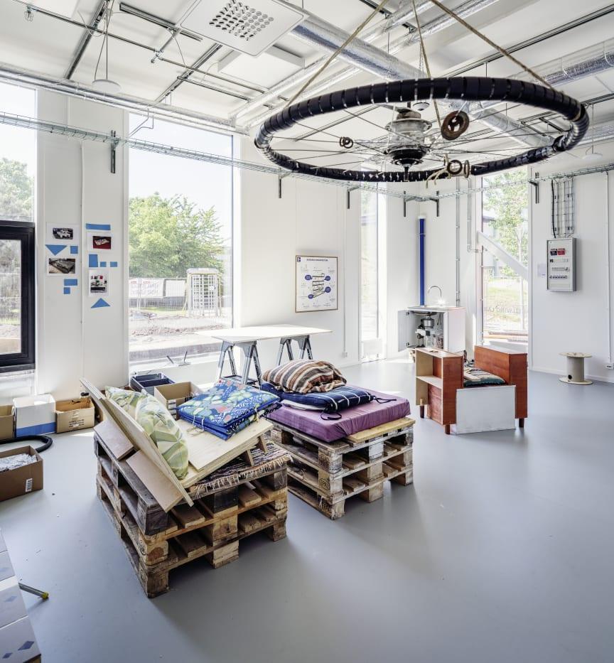 Innemiljö HSB Living Lab
