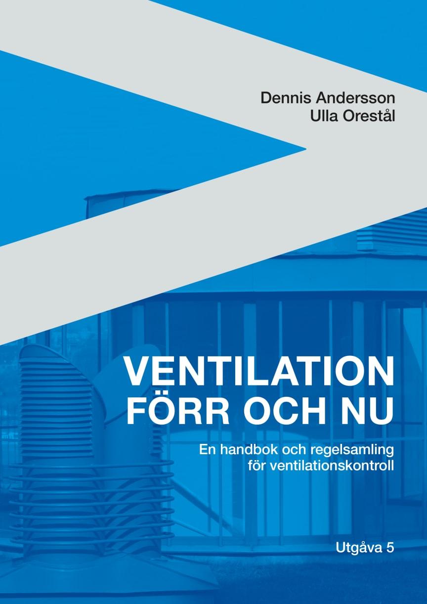 Ny utgåva av Ventilation förr och nu