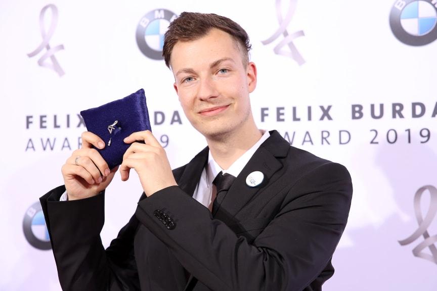 Bernd Zienke, Ehrenfelix-Preisträger 2019