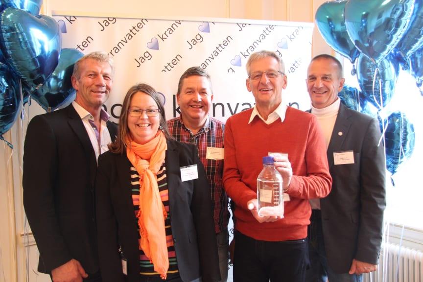 Kristianstad finalister i Kranvattentävlingen 2015