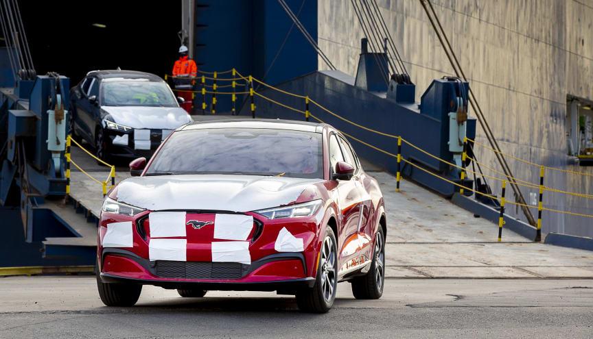 Mustang Mach-E Drammen, 2021