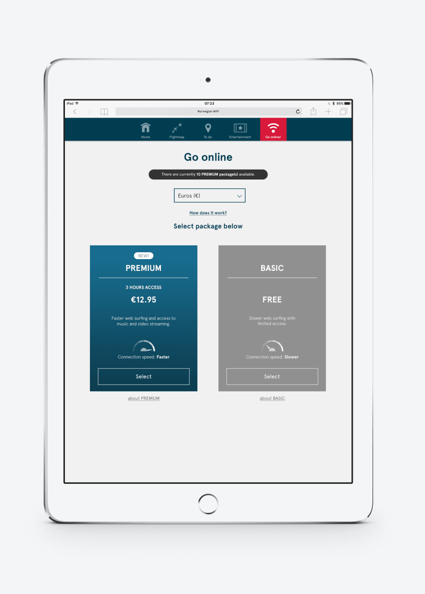 iPad - Collins Aerospace