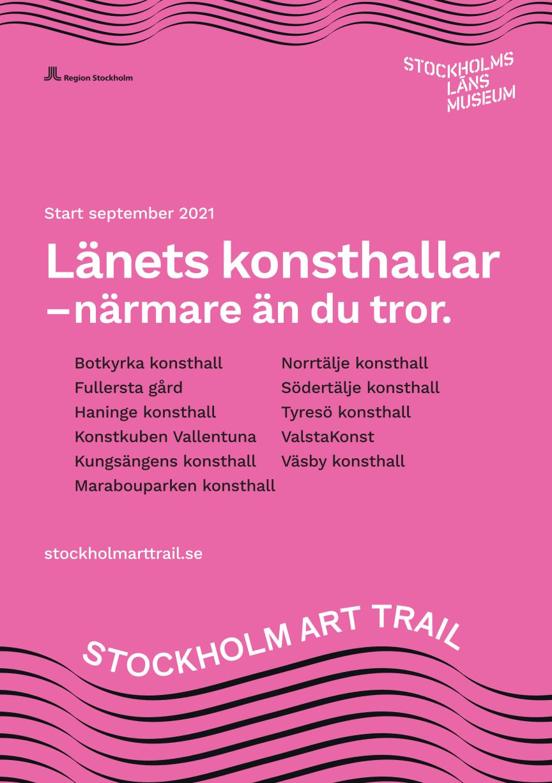 Stockholm Art Trail