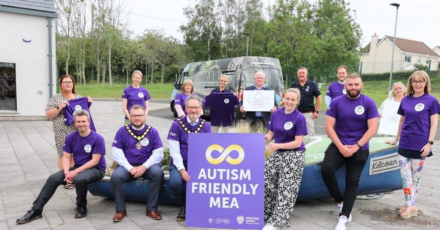 Autism Friendly MEA