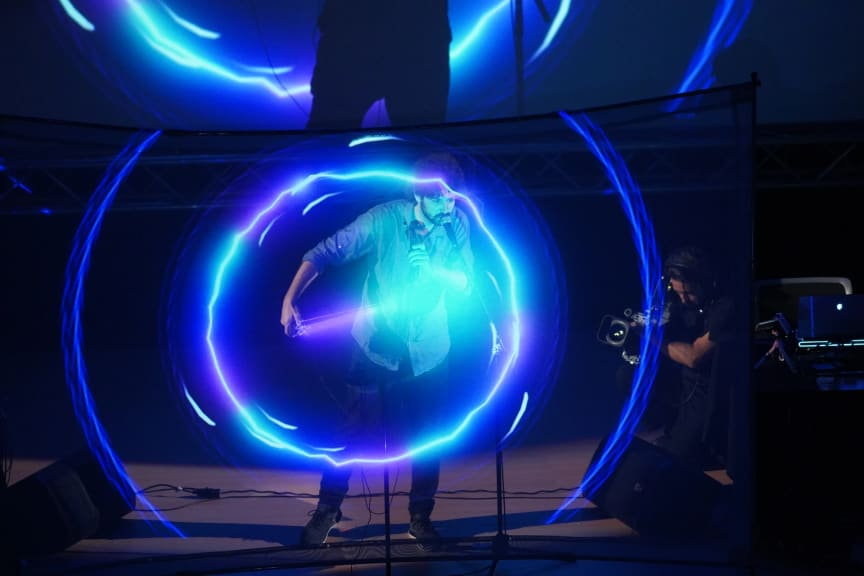 Real Time Live! Winner Airsticks at SIGGRAPH Asia 2019