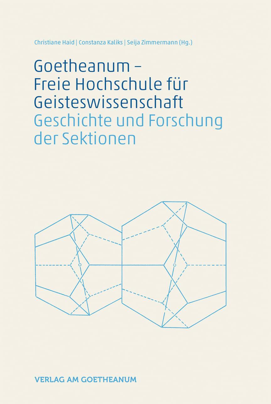 VamG Cover Goetheanum Geschichte und Forschung der Sektionen