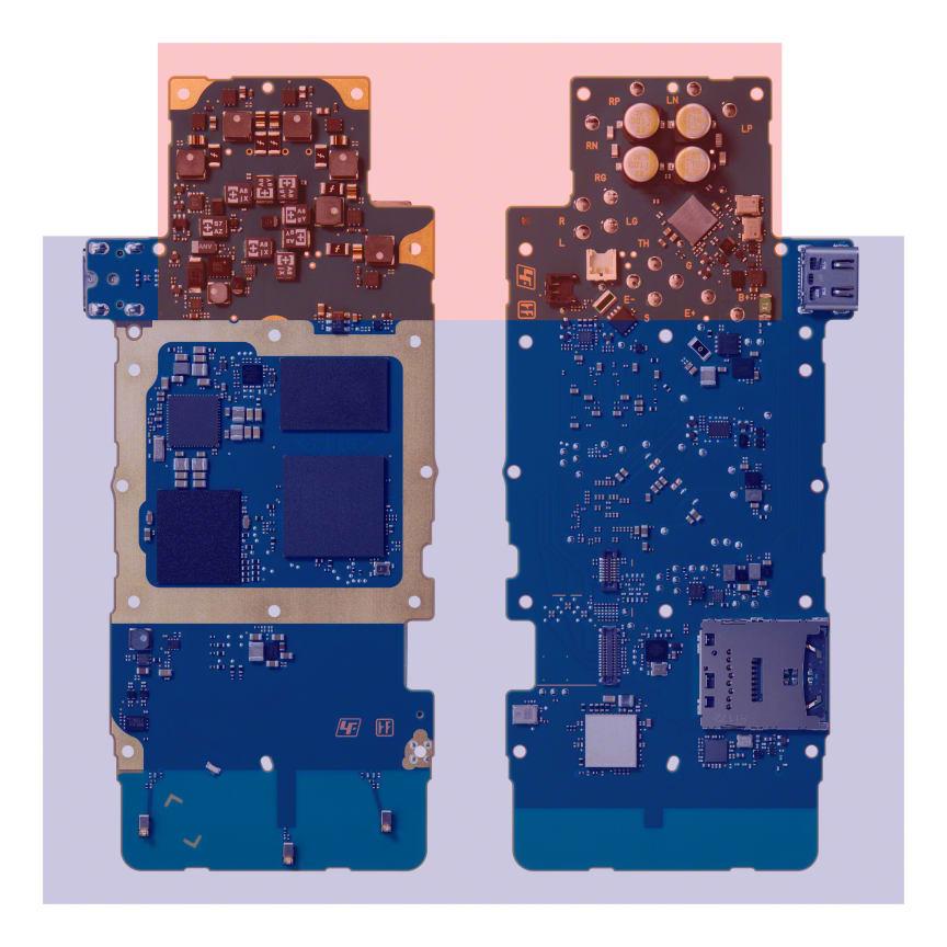 Walkman NW-ZX507 tech