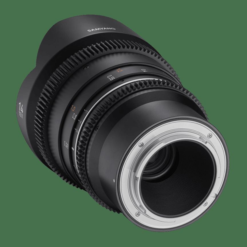 Samyang 14mm VDSLR MK2 03 SonyE_Mount