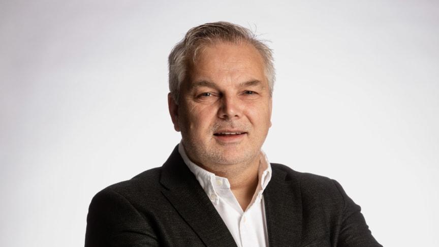 Konserndirektør Leif Olav Bogen