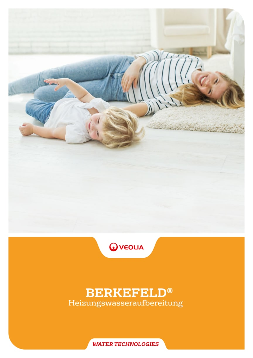 BERKEFELD® Heizungswasseraufbereitung