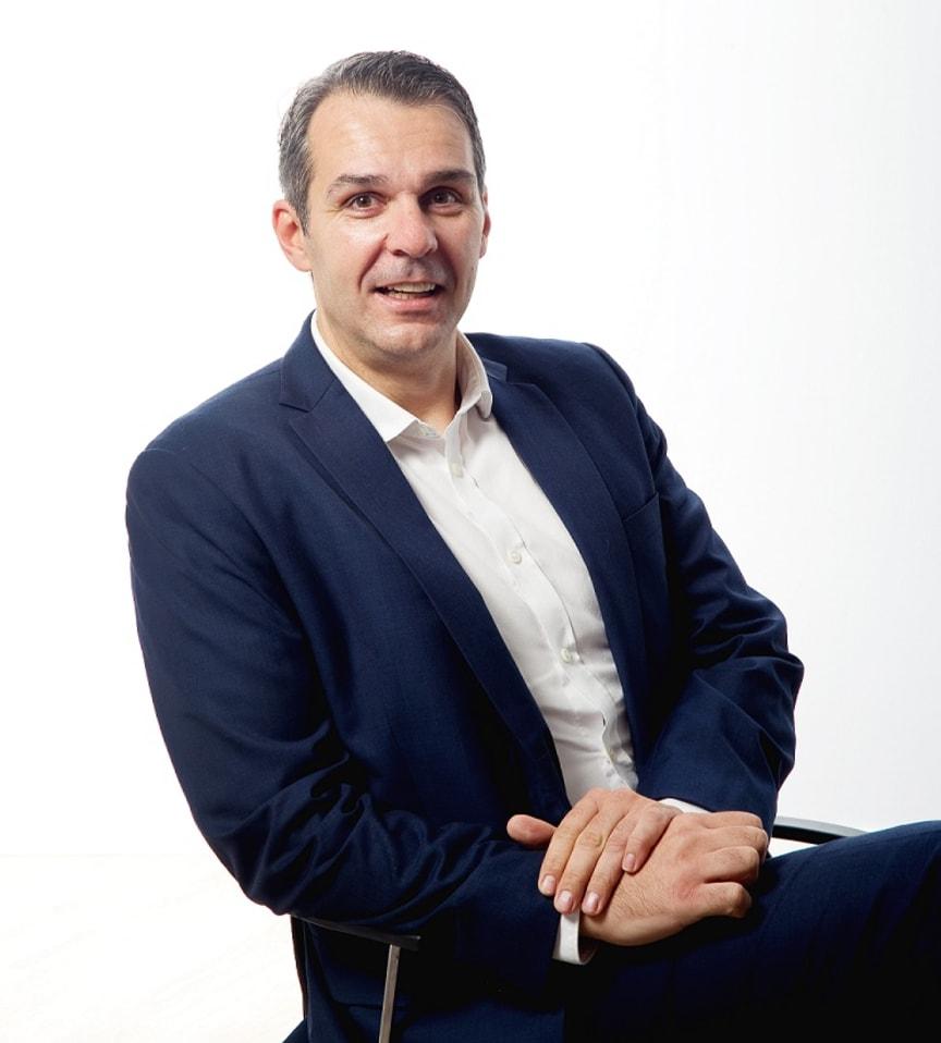 Kristian Renaas, leder for Telia Bedrift
