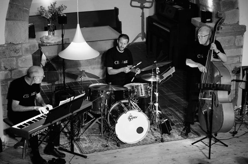 """Das """"CB-Jazz-Trio"""""""