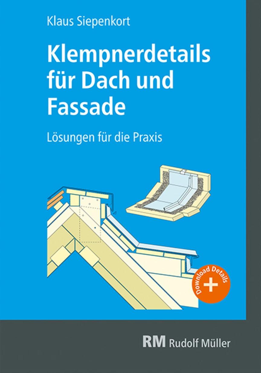 Klempnerdetails für Dach und Fassade (2D/tif)