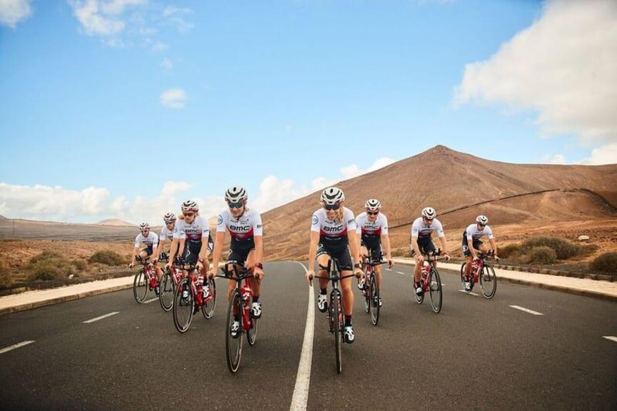 BMC-Vifit Sport Pro Triathlon Team 2