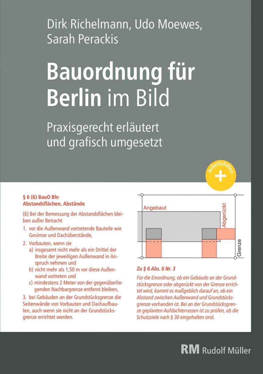 Bauordnung für Berlin im Bild (2D/jpg)