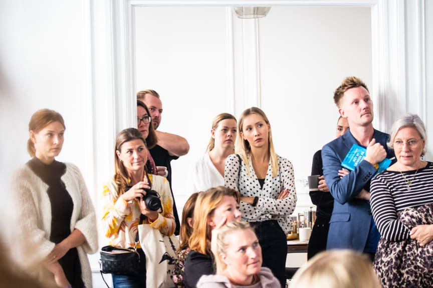 PR Event Kopenhaga, 19.09.2019