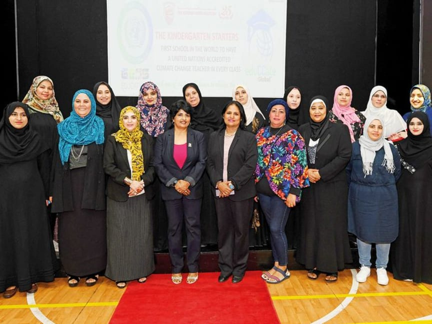 Gulf Climate Change Teachers