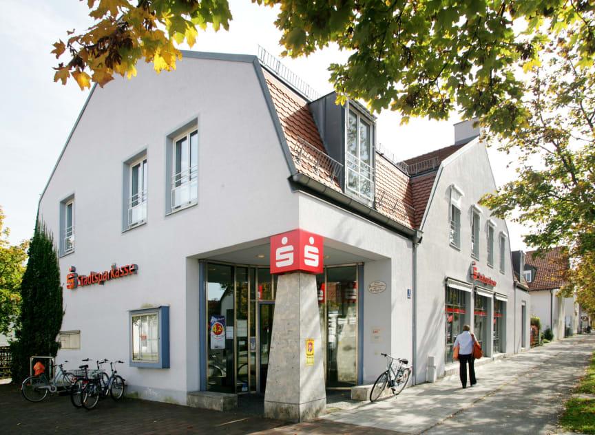 Filiale in der Neubiberger Straße 1 in Altperlach