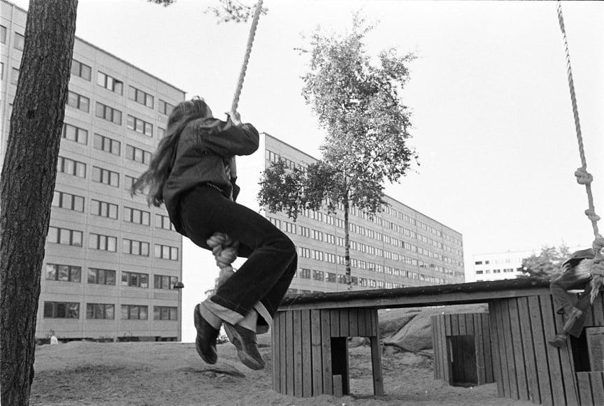 Jens S Jensen, dokumentation Hammarkullen