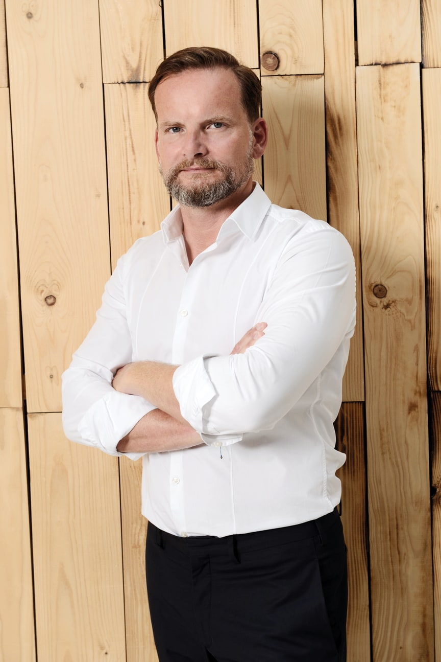 Mirko Silz, Mitglied des BdS-Präsidiums und CEO FR L'Osteria SE