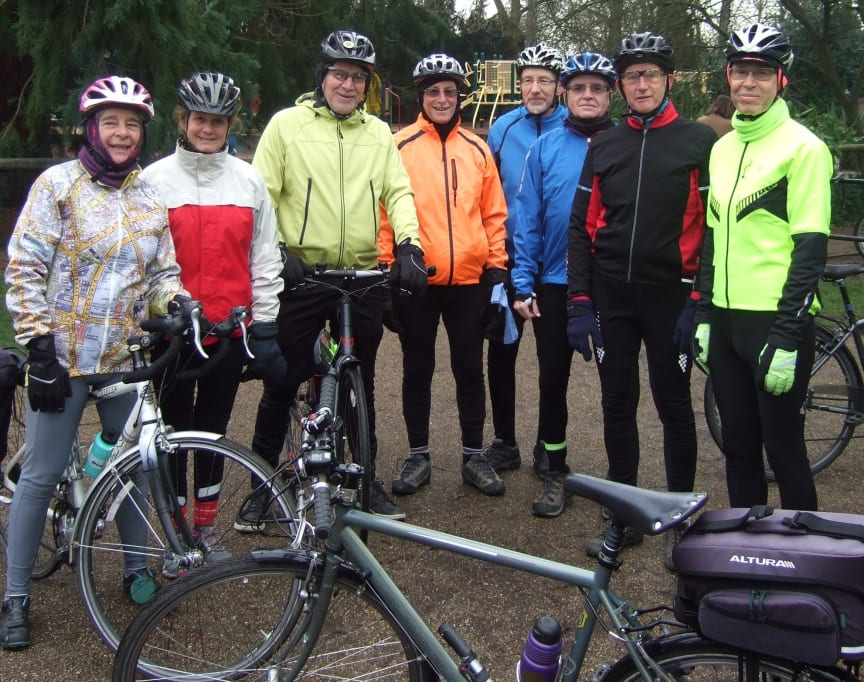 Cycling UK Bedfordshire