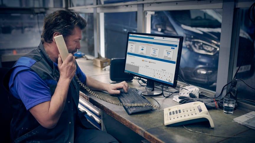FordServicePro Smart Diagnose