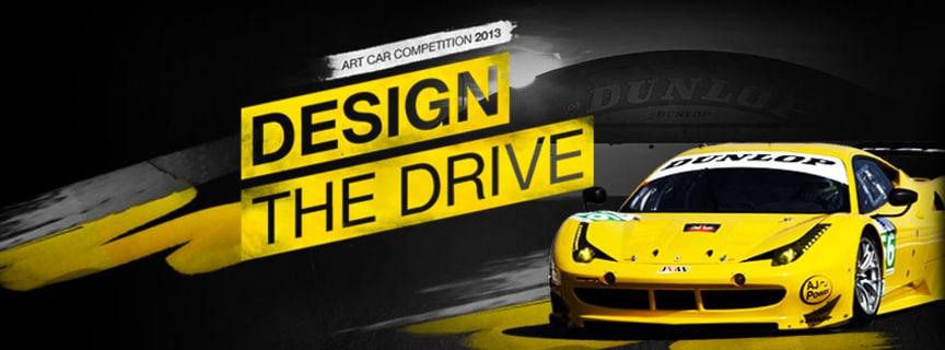 Dunlop Design the Drive 2013