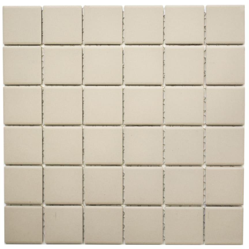 Mosaik Eventyr Lysene Sand 4,7x4,7, 548 kr. M2.