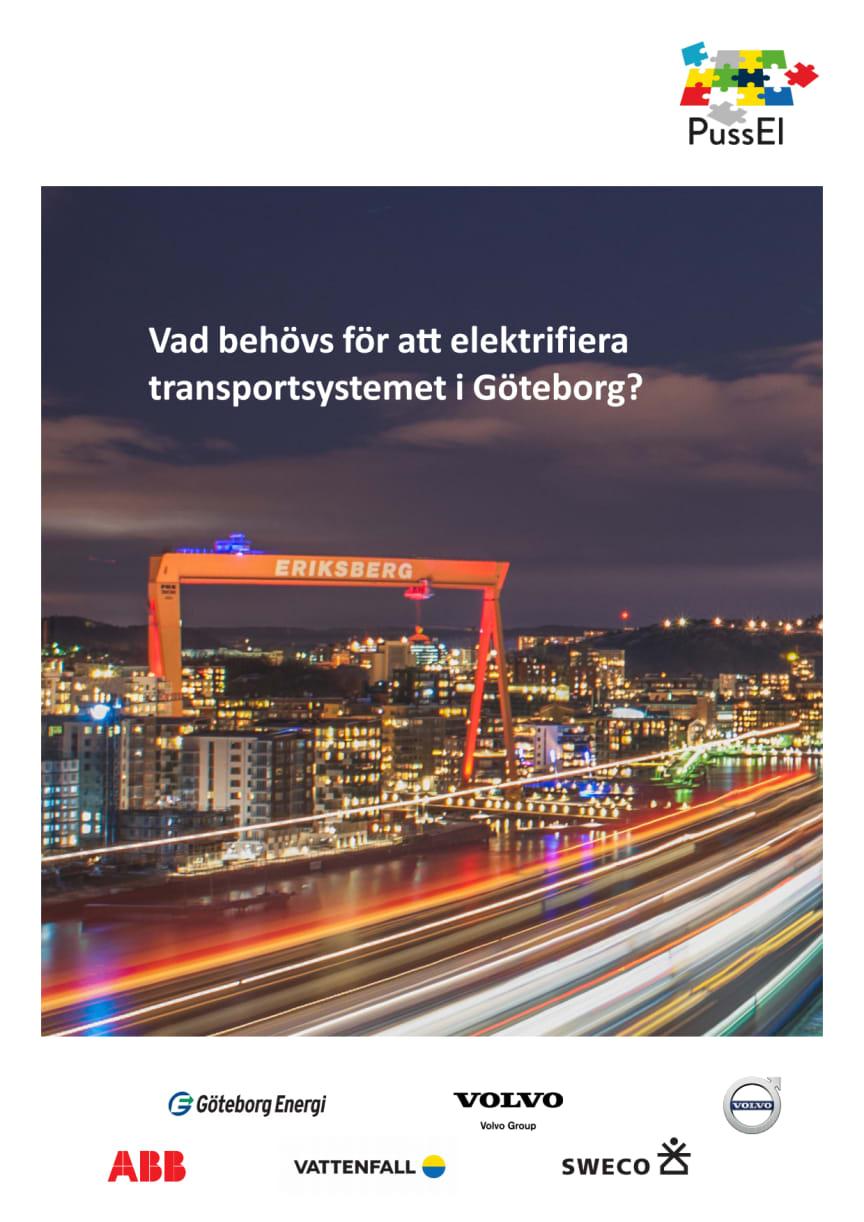 PussEl - Vad behövs för att elektrifiera transportsystemet i Göteborg?