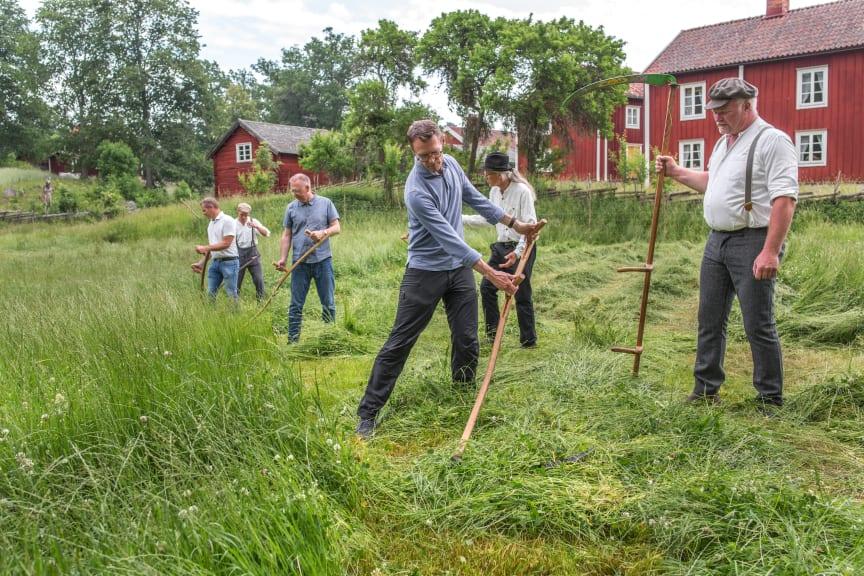 Lieslåtter Stensjö by